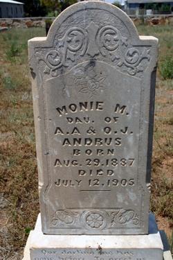 Monie M. Andrus