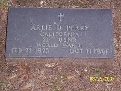 Arlie Dean Perry