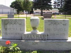 Rev David L Branham