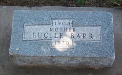 Barbara Lucile <i>Will</i> Barr