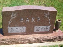 William A. Barr