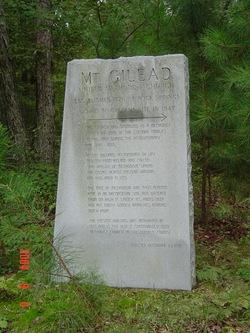 Mount Gilead United Methodist Church Cemetery