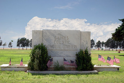 Gaines County Memorial Cemetery