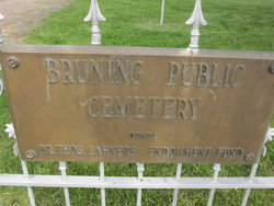 Bruning Public Cemetery