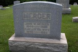 Helen Cyrena <i>Dragoo</i> Mercer