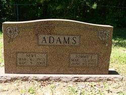 Tommie E Adams