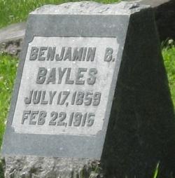 Benjamin Bolton Bayles