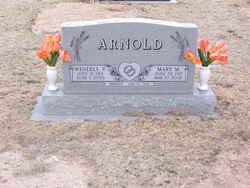 Mary M. <i>Duvall</i> Arnold
