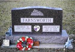 Jacquelyn Marie <i>Leiter</i> Farnsworth