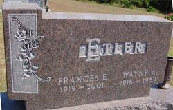 Frances Evelyn <i>Drossel</i> Etler