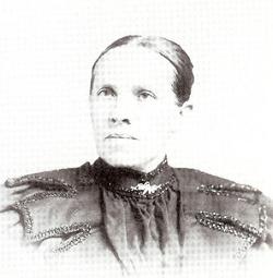 Anna Margaretta <i>Bergmann</i> Lepper