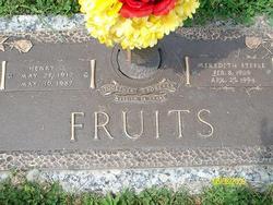 Henry Orville Fruits