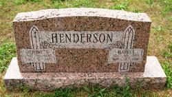 Mary Lydia <i>McNeil</i> Henderson
