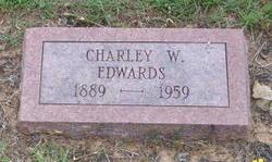 Charley W Edwards