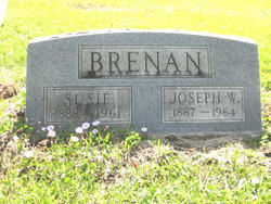 Susie Elora <i>Frazee</i> Brenan