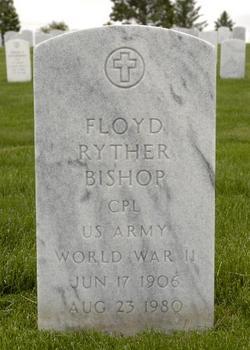 Floyd Ryther Bishop