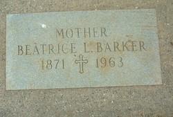 Beatrice L Barker