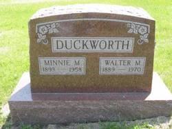 Walter McCammy Duckworth