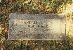 Randall Drury Randy Hightower
