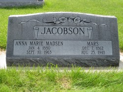 Anna Marie <i>Madsen</i> Jacobson