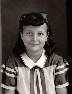 Mary Edna <i>Weldy</i> Bennett