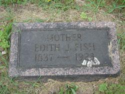 Edith Jane <i>Spragg</i> Fish