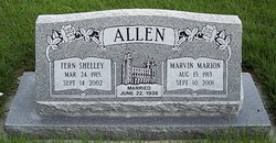 Fern Elizabeth <i>Shelley</i> Allen