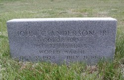 PFC John Clarence Anderson