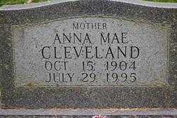 Anna Mae Cleveland
