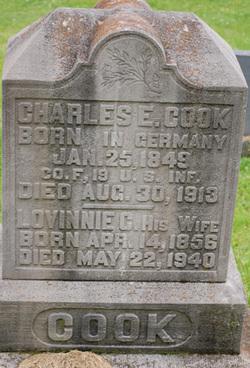 Charles E Cook