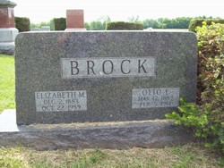 Elizabeth M Brock