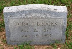 Zora E. <i>McNeil</i> Brooks