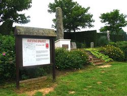 Agincourt Battlefield Memorial
