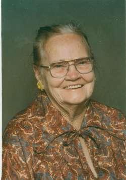 Margaret Violet <i>Jennings</i> Davis