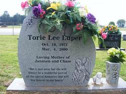 Torie Lee <i>Moore</i> Luper
