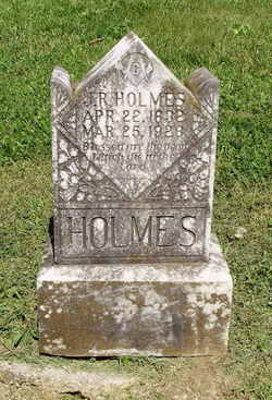 James Register Holmes