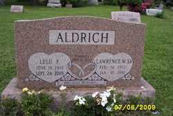 Lawrence W. Aldrich, Sr
