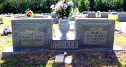 Callie Belle <i>White</i> Booker