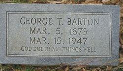 George Thomas Barton