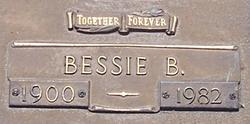 Bessie B. Dykes