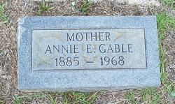 Annie Elizabeth <i>White</i> Gable