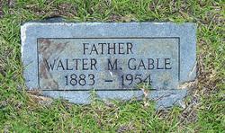 Walter M. Gable