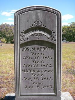 Capt Joseph M. Abbott