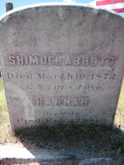 Shimuel Abbott