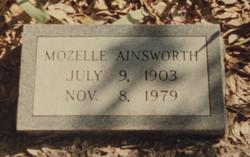 Mozelle Sunny <i>Murray</i> Ainsworth