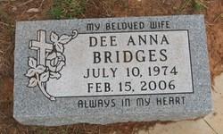 Dee Anna Bridges