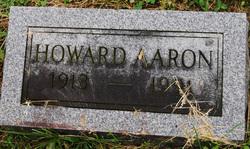 Howard Aaron