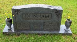 Linnie Temple <i>McWhorter</i> Dunham