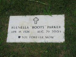 Ruenella 'Boots' Parker