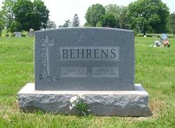 Lois V <i>Chilcote</i> Behrens